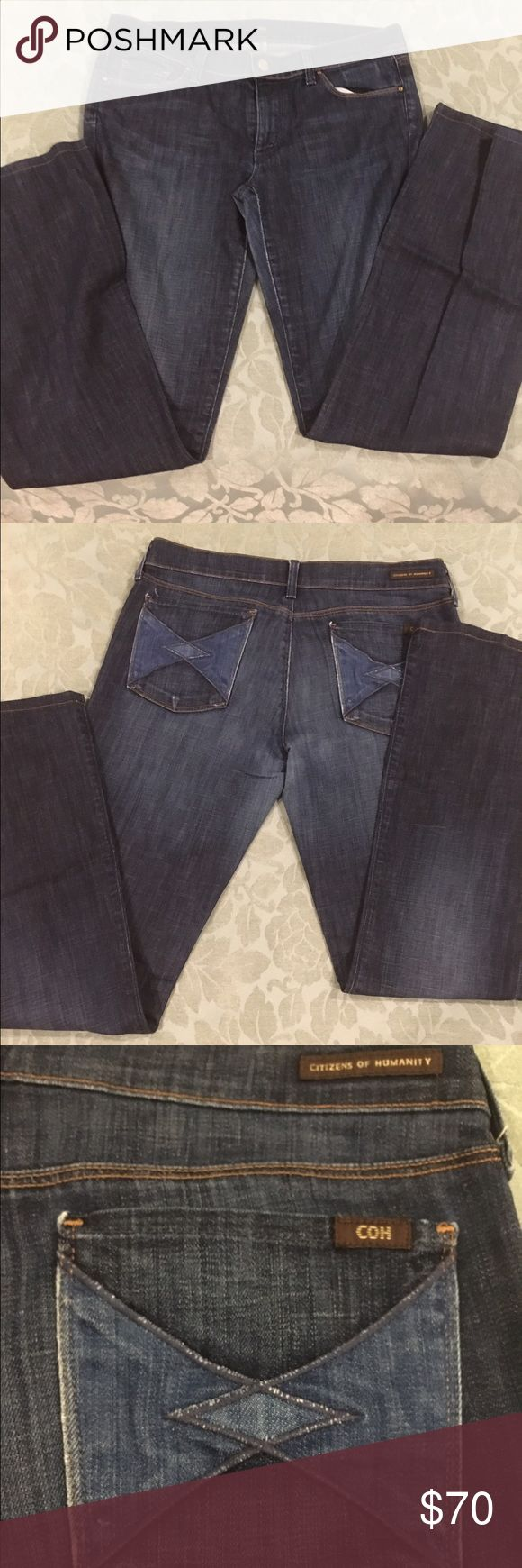 ❗️SALE❗️CITIZENS of HUMANITY JEANS-Worn 2times!! ❗️SALE-HUGE SAVINGS--COH JEANS--Low waist Flare, Style-INGRID-PERFECT condition-LIKE NEW--Paid $184.00 at a Boutique in Manhattan--only wore 2 times💥❗️❗️❗️ Citizens of Humanity Jeans Flare & Wide Leg