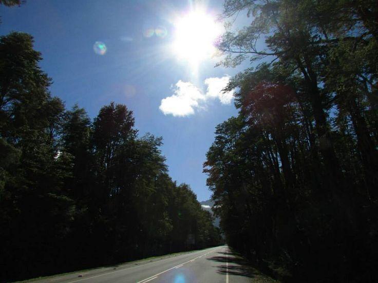 Camino a Petrohue