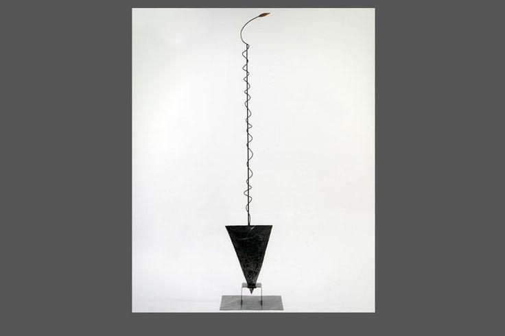 Artù - scultura in ferro