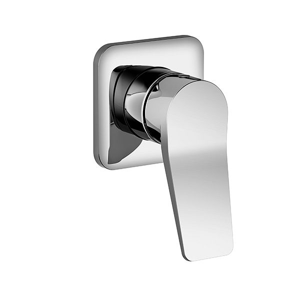 Dornbracht Lisse Concealed Single Lever Mixer With Cover Plate Amazing Bathrooms Bathroom Bathroom Furniture