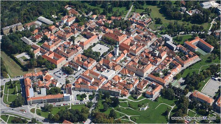 Karlovac położone pośród zielonych pagórków nad trzema rzekami: Kupą, Koraną i Mreżnicą #chorwacja #Karlovac  http://www.chorwacja24.info/centralna-chorwacja/karlovac