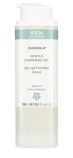 Evercalm™ Gentle Cleansing Gel - A gentle facial wash formulated to leave sensitive skin thoroughly cleansed, refreshed and soothed without irritation, tightness or discomfort.