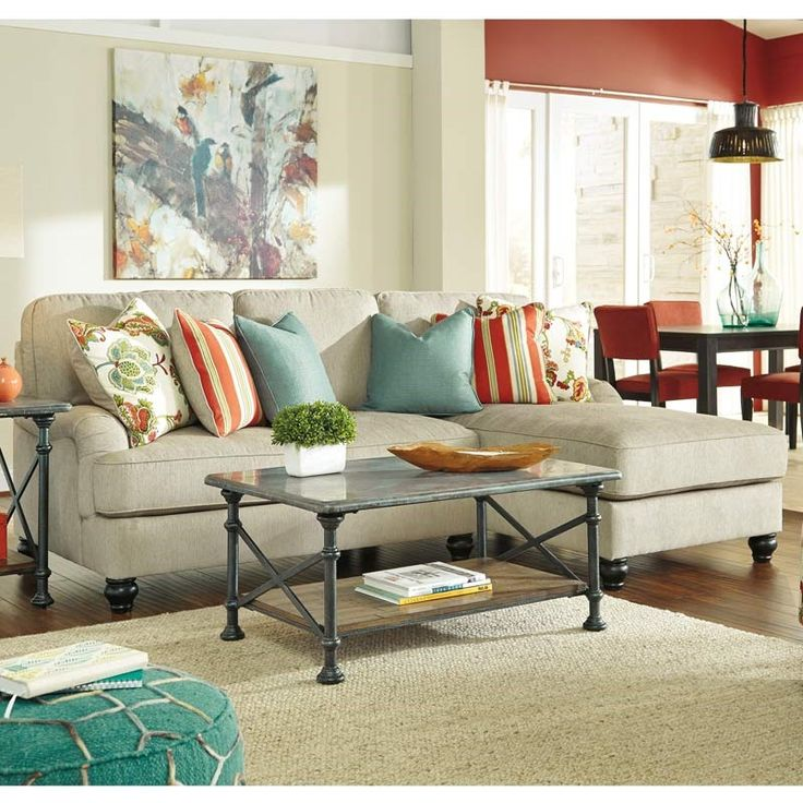 Where Can I Buy Affordable Furniture: You Can't Help But Cozy Up To A Sectional With Extra