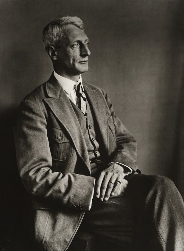 August Sander: Theologe, 1929