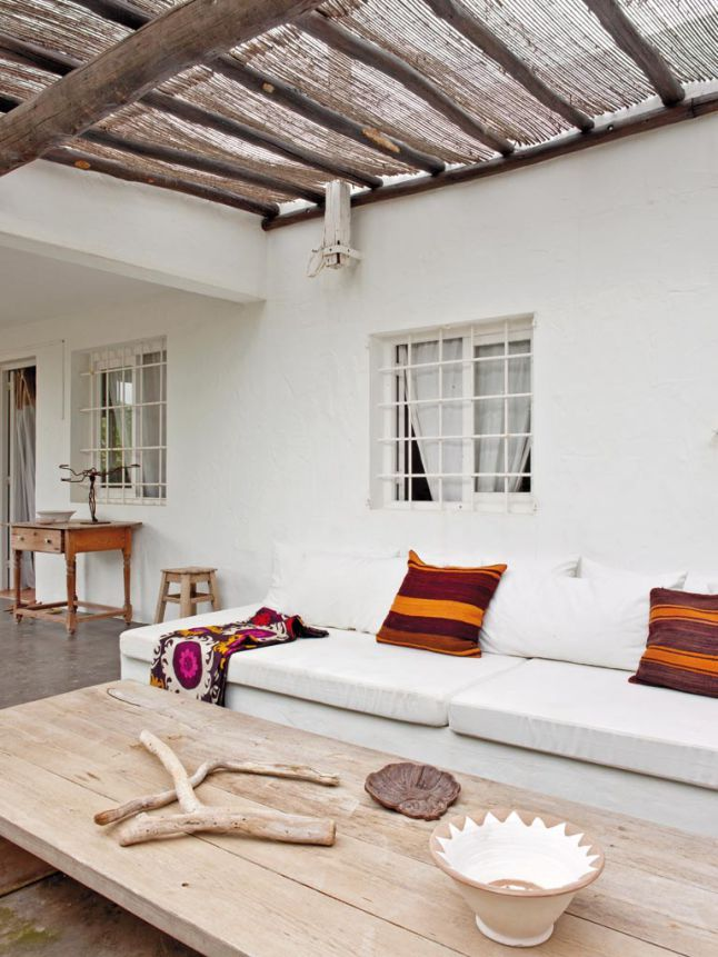 31 best Exterieurs images on Pinterest Balcony, Cabanas and - iniala luxus villa am strand a cero