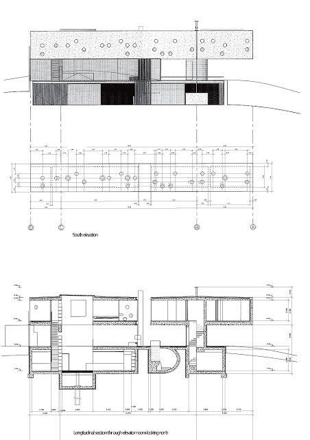 Rem Koolhaas Maison a Bordeaux (Casa en Burdeos) 1994-1998