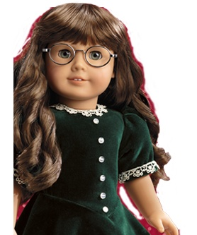 Um, yes. LOVE her. HAVE her! -- Molly Doll, Book & Accessories