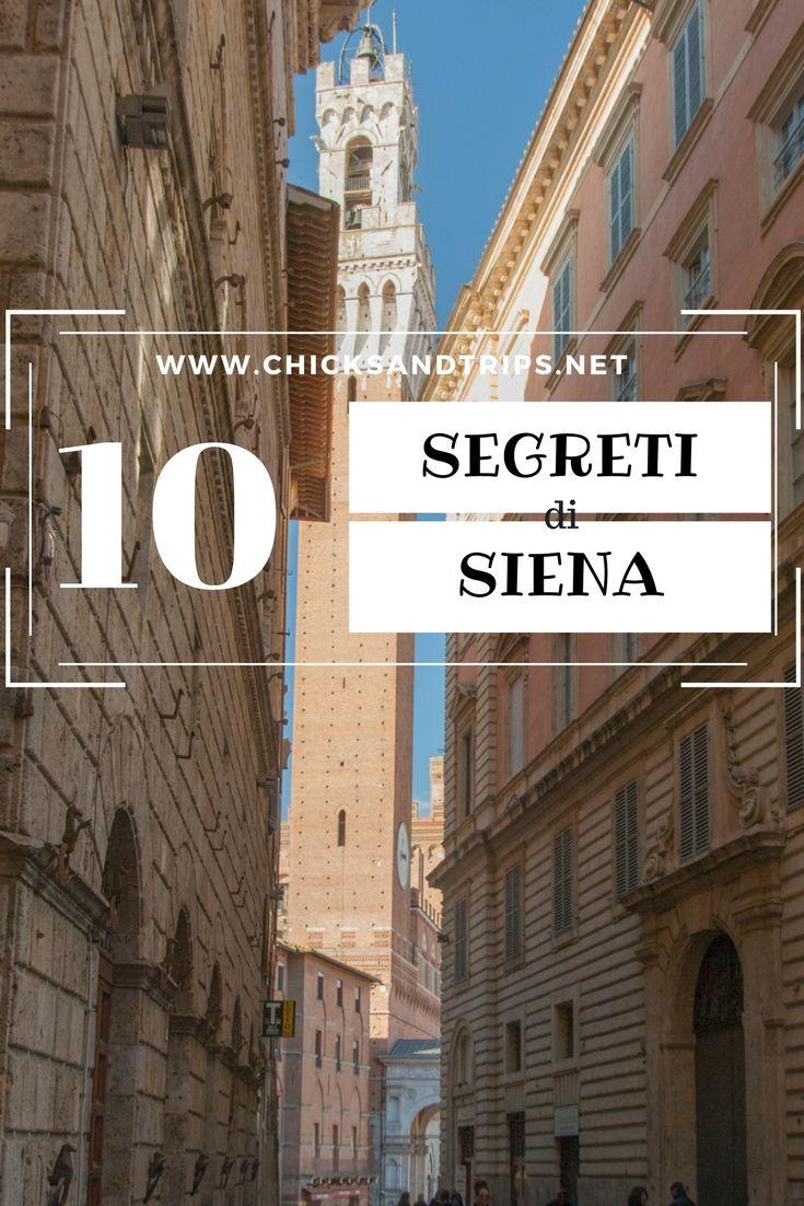 Siena, la bella città toscana è piena di misteri e segreti. Ve ne sveliamo alcuni, in una caccia al tesoro davvero sorprendente.