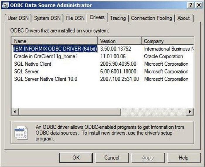Oracle ODBC Drivers | Software | Oracle database, Windows, Software