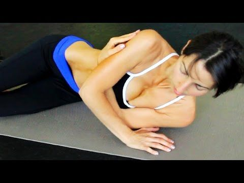 Amazing Cardio Abs workout for women - Abdominals, obliques, core - Fast results - YouTube
