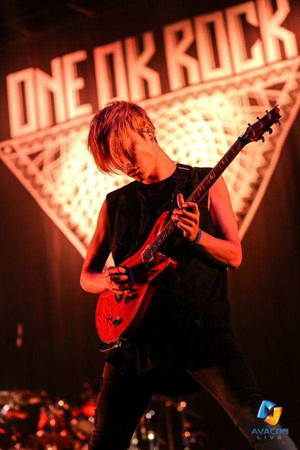 Yamashita Toru   One Ok Rock