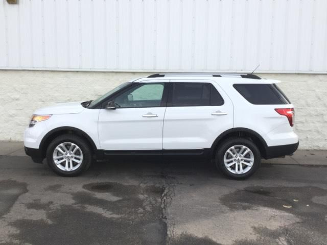 Used 2014 Ford Explorer 4WD 4dr XLT Sport Utility for sale in Lincoln NE