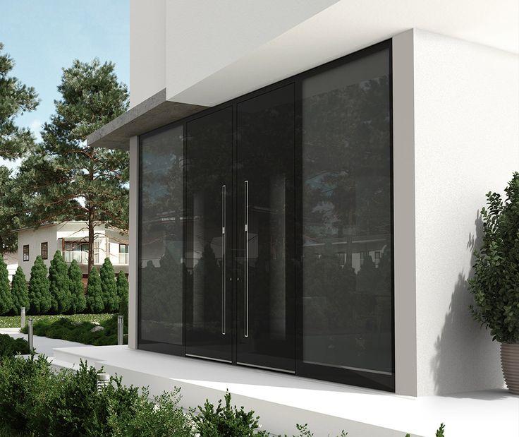 Portoni ingresso Pirnar design unico ed esclusivo, artigianali personalizzati e prestazionali , le case più belle montano Pirnar