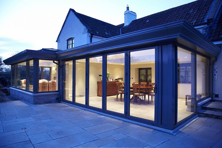 Kitchen and Dining Extension | by Architecture in Glass by AproposUK