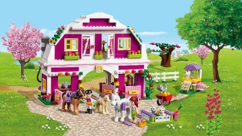 LEGO 41039 Friends: Großer Bauernhof