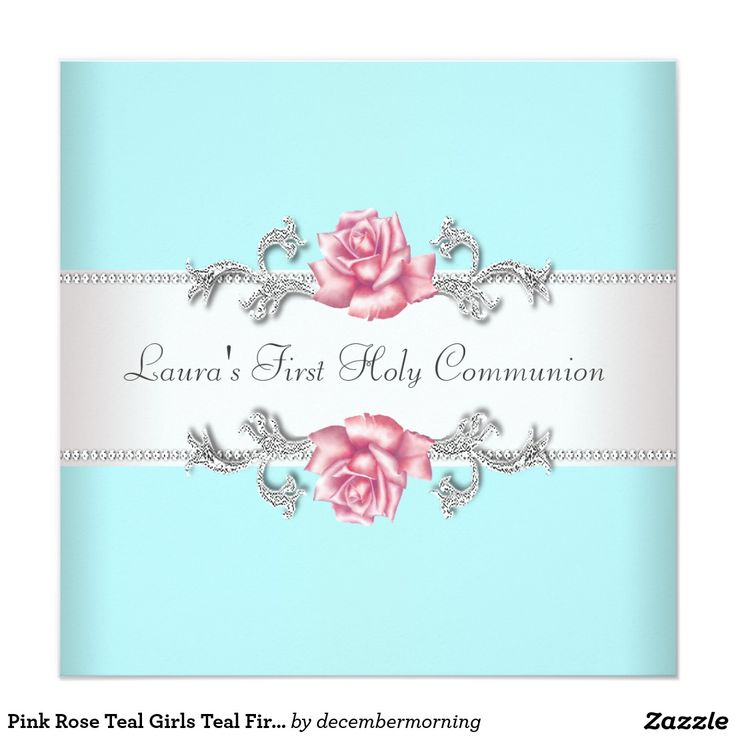 71 best First Communion Invitations and Thank you cards images on - best of invitation card message for baptism