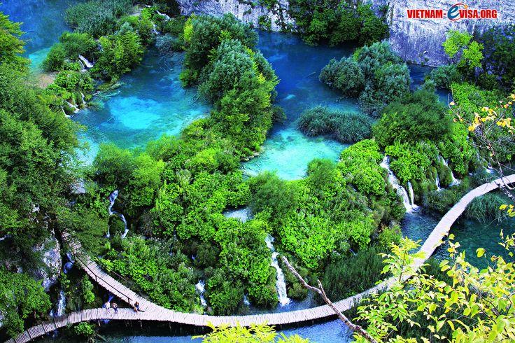 bach ma national park, vietnam