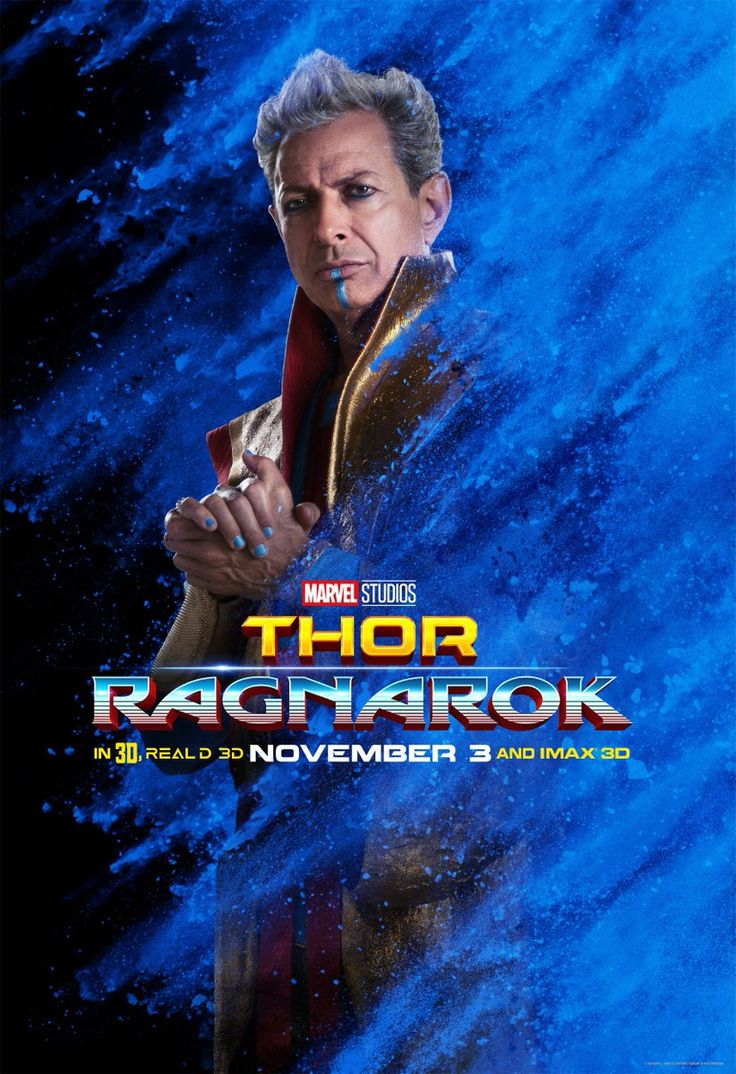 Marvel Studios has officially announced that tickets for Thor: Ragnarok are now available, and they've also debuted a batch of awesome character posters featuring all of the main players. Take a look...
