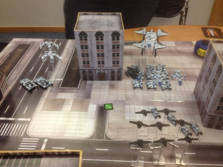 Hitting on a Double 1: Dropzone Commander Tournament - Aftermath
