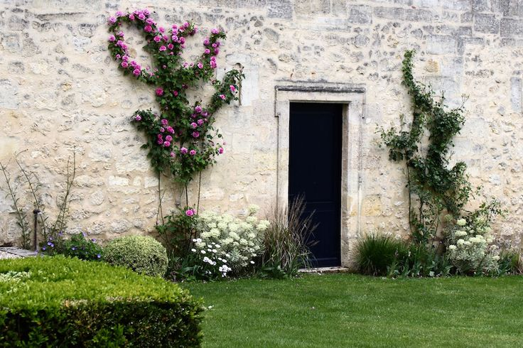 Château Palmer's garden