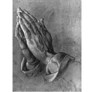 Image result for durer praying hands