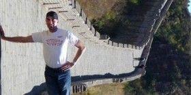 En la Gran Muralla China