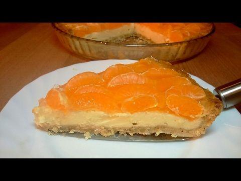 Recipes Tasty Food - YouTube ТАРТ [#Торт] МАНДАРИНОВЫЙ/Mandarin Tarte [#Cake] ОЧЕНЬ ВКУСНЫЙ #МандариновыйТарт или #МандариновыйТорт с творогом и маскарпоне в желейной заливке. Придется в самый раз, всем любителям фруктовой выпечки!