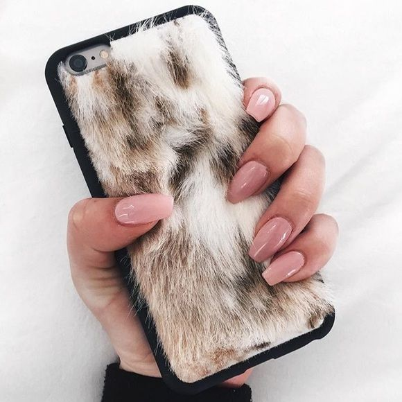 Brand new Wildflower fur iphone 6/6a case New!!!! Wildflower cases iphone 6...comes with stickers Wildflower cases  Accessories Phone Cases