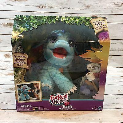 NEW FurReal Friends Torch My Blazin Dragon Interactive Toy 630509475247   eBay