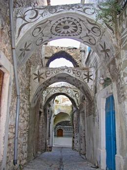 Pirgi, Chios Greece