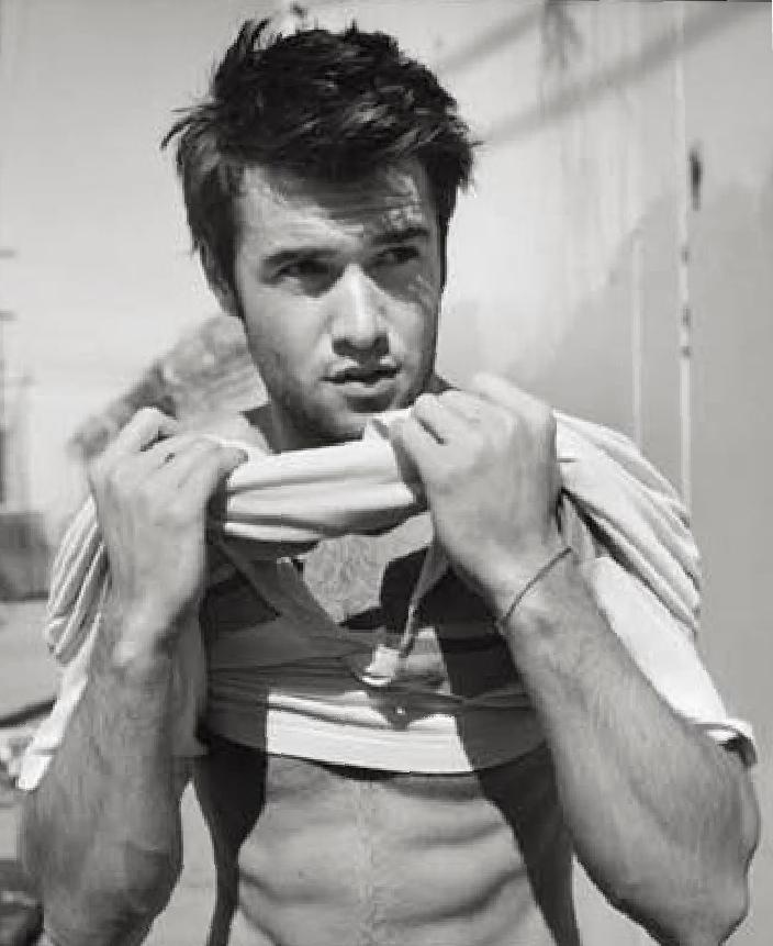 Josh Bowman- Reminding me of my hero Tyler Wells right here :-) Sizzle, sizzle!!