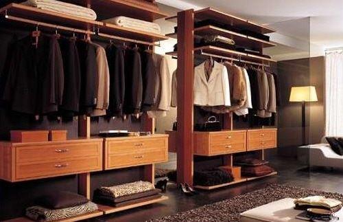 Guardaropas y closets dise o italiano por falegnameria for Disenos de zapateras para closet