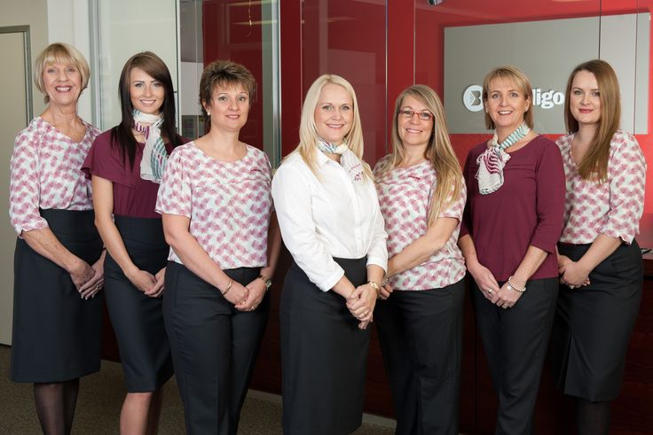 We are loving our new uniforms. Come in to see the new look for yourself! #VPCommunityBank #BendigoBank #NewLook