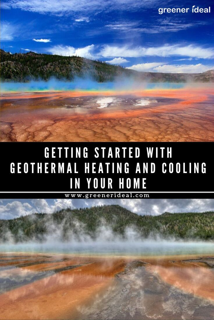 Getting Started With Geothermal Heating And Cooling In Your Home