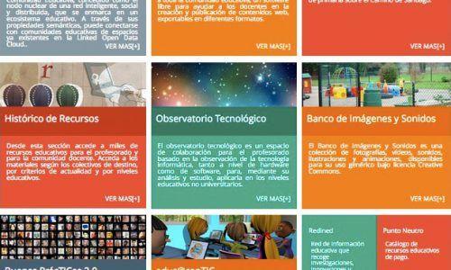 Estos son los infinitos recursos de la web del Ministerio de Educación