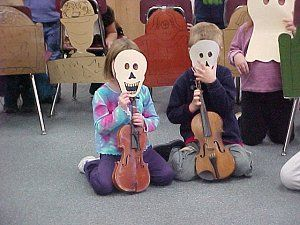 4th Grade: Program Music Danse Macabre