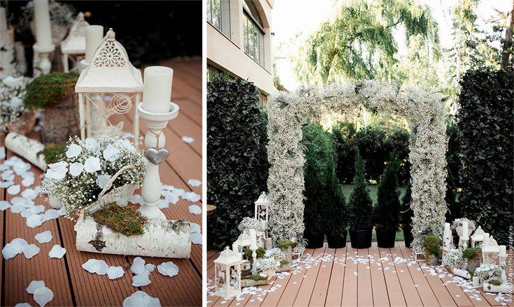 Babysbreath Outdoor wedding decoration photo ideas #grabazei #outdoorwedding #nuntainaerliber #bucuresti #bucharest fotograf nunta bucuresti #chisinau summer