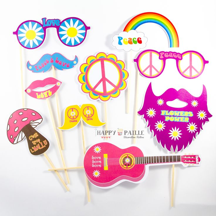 #photobooth #hippie #rainbow #arcenciel #nuage #fuchsia #rose #pink #anniversaire #love #peace #party #photos #selfie #animation #birthday #summertime #peaceandlove #guitare #lunettes #barbe #flowers #moustache