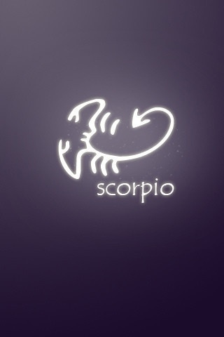 Scorpio... white/blacklight tattoo? Without t actually saying Scorpio. Just the anilmal