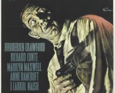 1955 'New York Confidential' Original German Film Poster #vintageposters #vintageseekers