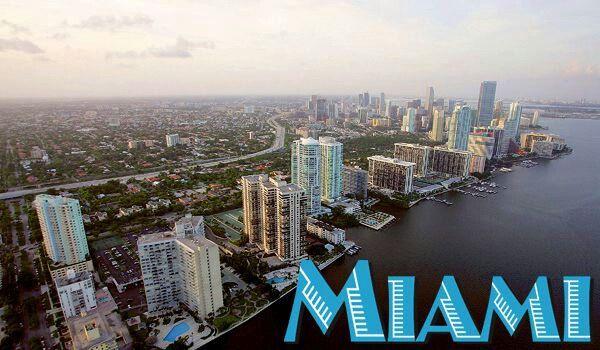 Miami, FL à Florida, Welcome to Florida