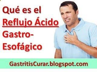 Qué es el Reflujo Ácido Gastroesofagico: Causas, Síntomas y Tratamiento Natural. Como Curar la Gastritis Cronica Naturalmente con Remedios Caseros Naturales | Basta de Gastritis: Qué es el Reflujo Ácido Gastroesofagico