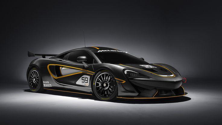 2016 McLaren 570S GT4  http://www.wsupercars.com/mclaren-2016-570s-gt4.php