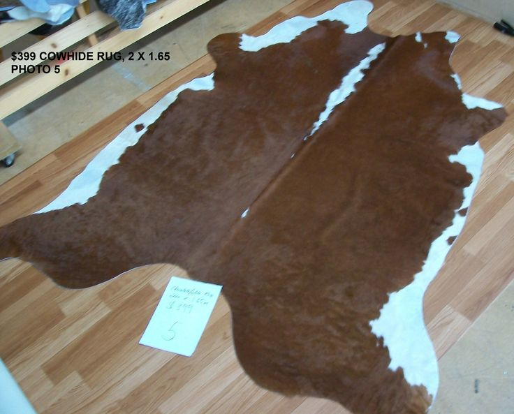 399 Brown And White Cowhide Rug Auckland New Zealand Lapco For Leather