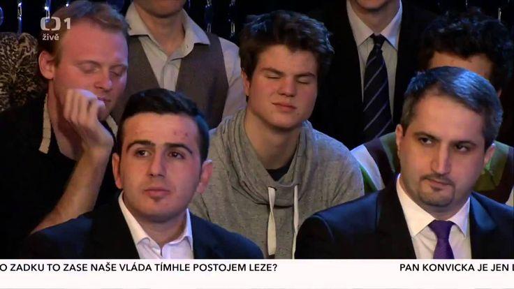 Máte slovo s M Jílkovou —Máme přijmout tisíce uprchlíků z muslimských ze...