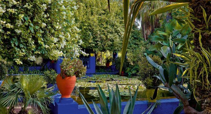 De geheime tuinen van Marrakech
