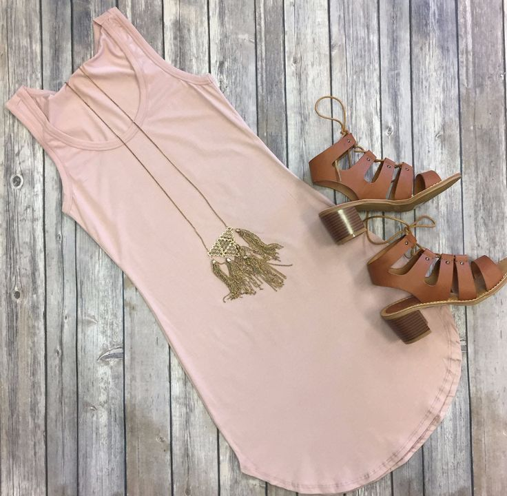 The Fun in the Sun Tank Dress in Dusty Rose is comfy, fitted, and oh so fabulous! A great basic that can be dressed up or down! (www.privityboutique.com) #funinthesun #dustyrose #tank #dress #adorable #cute #fitted #stretchy