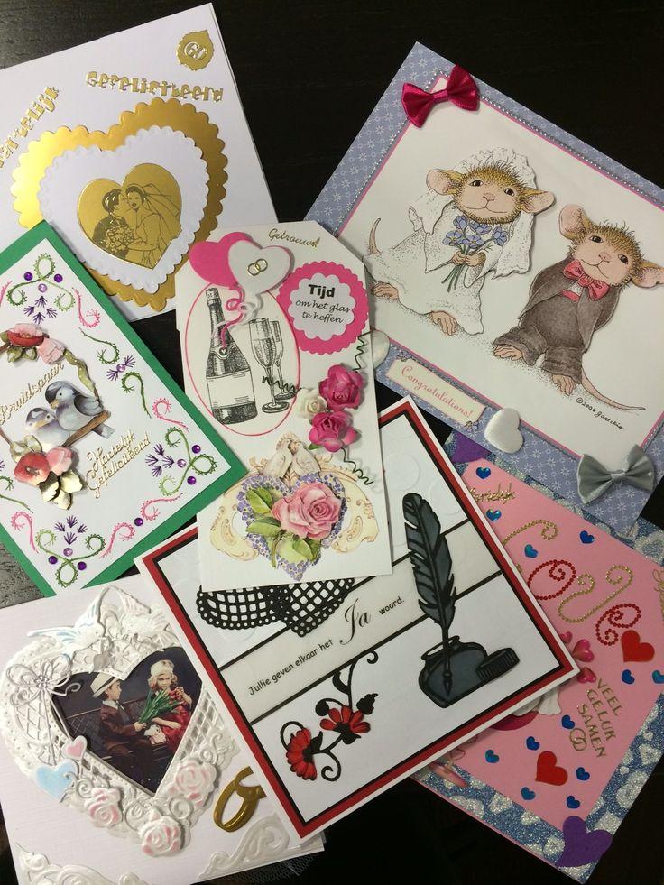 We hebben vandaag weer prachtige #kaarten ontvangen. Wil jij kans maken op gratis kaarten voor de #Knotsgekke Kaarten en Scrapdagen? Het kan nog tot 18 februari via de #kaartenmaak wedstrijd. www.knotsgekkekaartendagen.nl/wedstrijd #Hobbybeurs