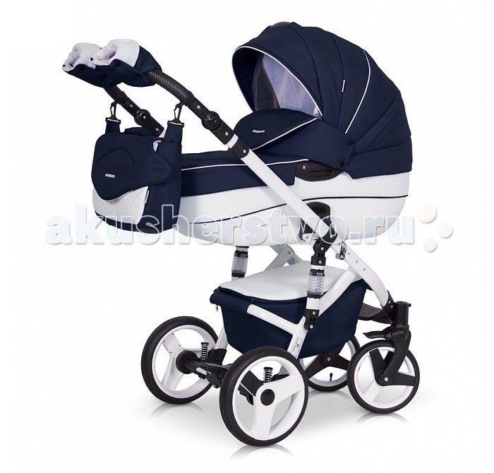 Коляска Riko Orion 2 в 1  Коляска Orion RIKO 2 в 1 от Польского производителя RIKO предназначена для детей с рождения и до 3-х лет.  Модная, удобная и функциональная – новая модель в современном, стильном дизайне. Коляска Orion обеспечит вашему малышу самые лучшие условия для увлекательных прогулок и комфортного полноценного сна во время прогулок на свежем воздухе. Ребенок будет прекрасно себя чувствовать в просторной люльке, а комфортное прогулочное сиденье для подросшего ребенка…