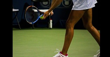 How to Play Tennis: A Quick Start Guide to Winning Tennis With the Perfect Tennis Serve